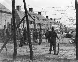 British internment camp