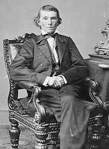 Confederate Vice President Alexander Stephens