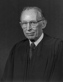 Associate Justice Lewis F. Powell, Jr.