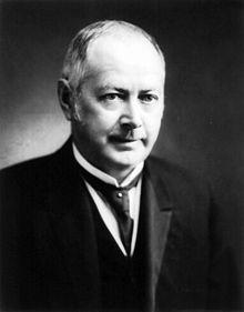 Postmaster General Albert S. Burleson
