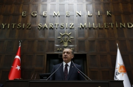 "On the April 23, 2014, Turkey's Prime Minister offered his ""condolences"" to Armenians who had family members that died during what the Prime Minister described as ""the events of 1915""."
