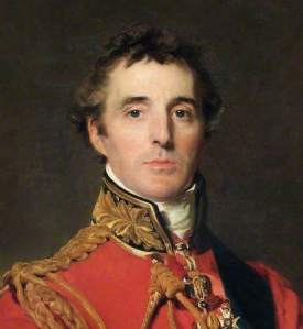 The Duke of Wellington, a veteran general of the Peninsular War, commanded an army of British, Dutch, and German forces.