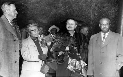 Judge Waties Waring and his wife, Elizabeth, became close friends with Charleston NAACP leader Arthur J. Clement and his wife.