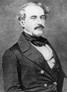 Robert E. Lee in 1850