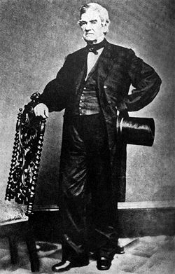 Cherokee Leader John Ross