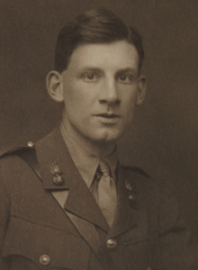 Siegfried Sassoon, c. 1916