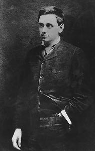 Brandeis as a student ca. 1876.