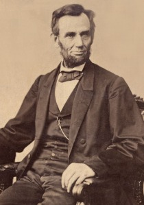 Abraham Lincoln, November 8, 1863, Alexander Gardner photograph