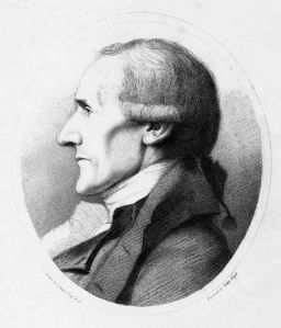 Granville Sharp, famous English abolitionist