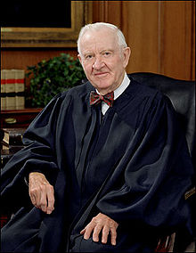 Associate Justice of the Supreme Court of the United States John Paul Stevens