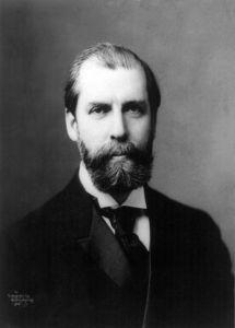 Charles Evans Hughes, 1908