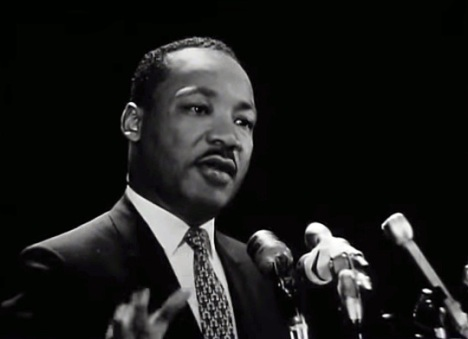 Dr. Martin Luther King, Jr. in 1967