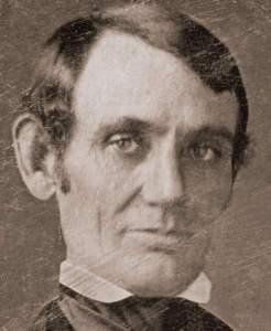 Abraham Lincoln, circa 1846