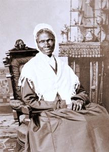 Sojourner Truth was an abolitionist and a women's right activist throughout her life