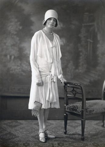 Mrs. Jessie De Priest