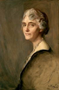 First Lady Lou Hoover