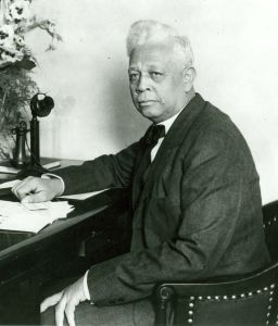 Oscar Stanton De Priest, member of the United States House of Representatives