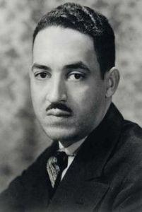 Thurgood Marshall in 1936