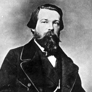Friedrich Engels, 1860
