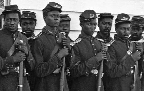 Company E, 4th United States Colored Troops