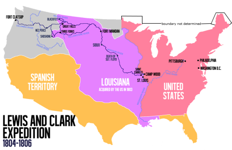 Louisiana purchase 1803 essay